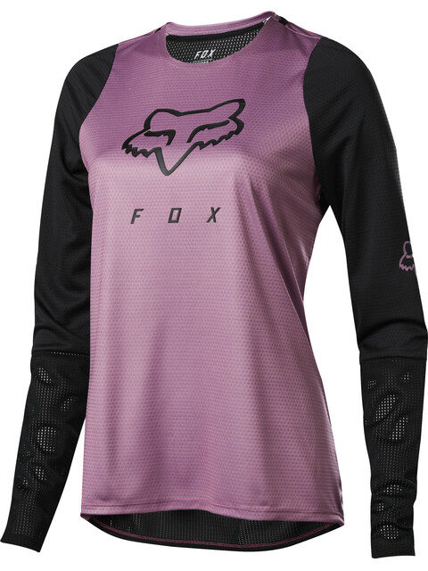 Fox Defend LS Jersey Women purple haze